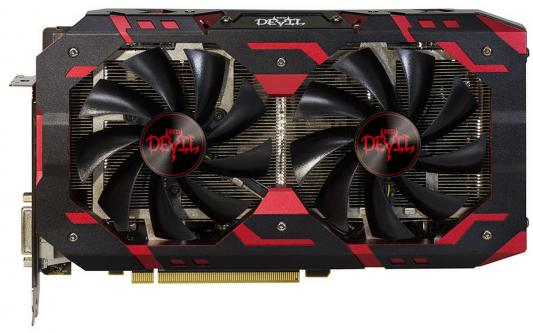 Видеокарта PowerColor Radeon RX 580 AXRX 580 8GBD5-3DHG/OC PCI-E 8192Mb 256 Bit Retail (AXRX 580 8GBD5-3DHG/OC) guou watch women luxury rose gold ladies watch auto date full steel quartz watch wristwatch fashion reloj mujer relogio feminino