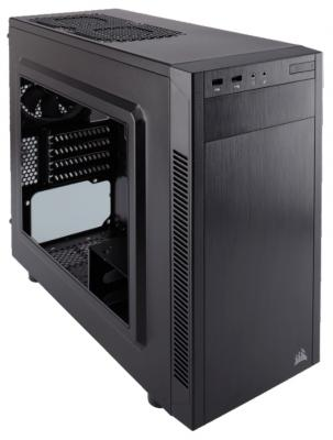 Корпус microATX Corsair Carbide Series 88R Без БП чёрный CC-9011086-WW