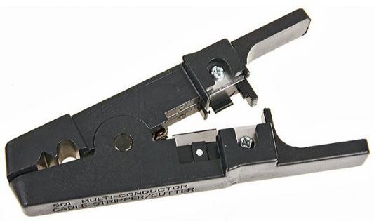 Устройство Telecom HT-501/LY-501C для зачистки кабеля le hai хайло ht g51 сеть stripper обнажая инструмент универсального инструмента для зачистки отрывного кабель телефонная линия провод