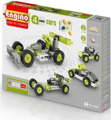 Конструктор ENGINO Автомобили (PB 11, 0431) 50 элементов