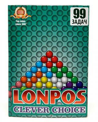 Головоломка LONPOS Clever Choice 99 lonpos99 от 6 лет