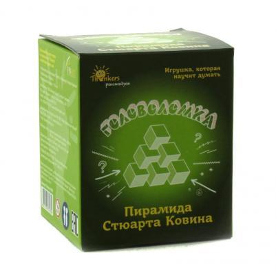 Головоломка THINKERS Пирамида Стюарта Ковина 0709 от 7 лет