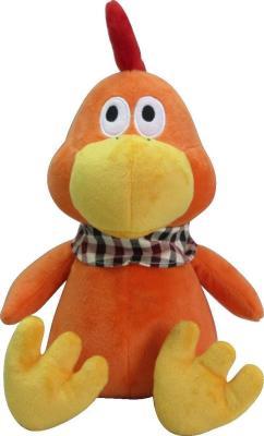 Мягкая игрушка-грелка петух Warmies Cozy Plush Петух текстиль оранжевый CP-CHI-1 грелки warmies cozy plush игрушка грелка полярный мишка