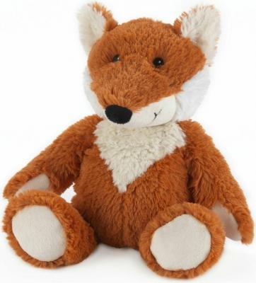 Мягкая игрушка-грелка лисица Warmies Cozy Plush Лиса текстиль коричневый CP-FOX-2 грелки warmies cozy plush игрушка грелка дракон