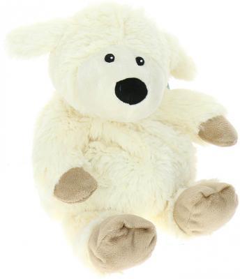 Мягкая игрушка-грелка овечка Warmies Cozy Plush Овечка текстиль искусственный мех белый CP-SHE-1 грелки warmies cozy plush игрушка грелка дракон