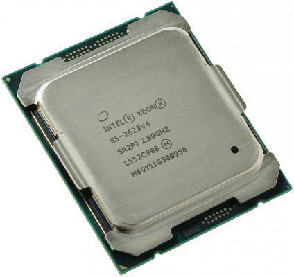 Процессор Dell Intel Xeon E5-2623v4 2.6GHz 10M 4C 85W 338-BJDPt