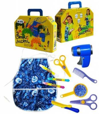 Игровой набор Пластмастер Стилист 9 предметов 22023