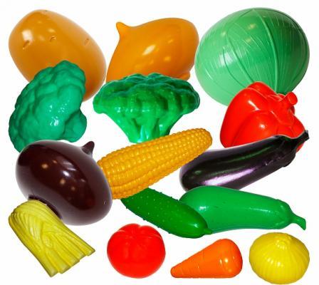 Игровой набор Плейдорадо Большой набор овощей
