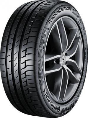 Шина Continental PremiumContact 6 TL FR 225/45 R17 94Y XL летняя шина sava intensa uhp 2 225 45 r17 94y