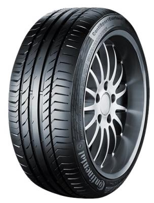 Шина Continental ContiSportContact 5 N0 TL FR 255/50 R19 103Y зимняя шина continental contivikingcontact 6 suv 255 50 r20 109t