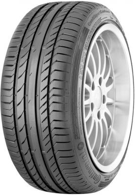 Шина Continental ContiSportContact 5 SUV TL SSR 255/50 R19 107W XL зимняя шина continental contivikingcontact 6 suv 255 50 r20 109t
