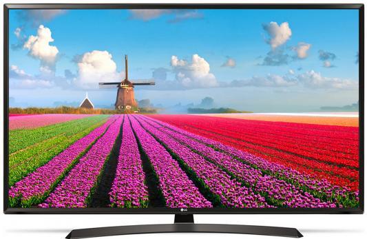 Телевизор LG 43LJ595V черный