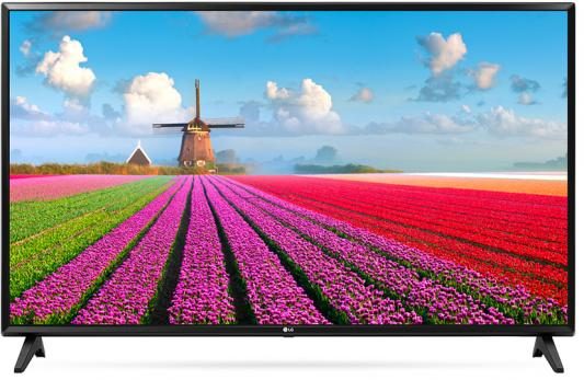 Телевизор LG 43LJ594V черный
