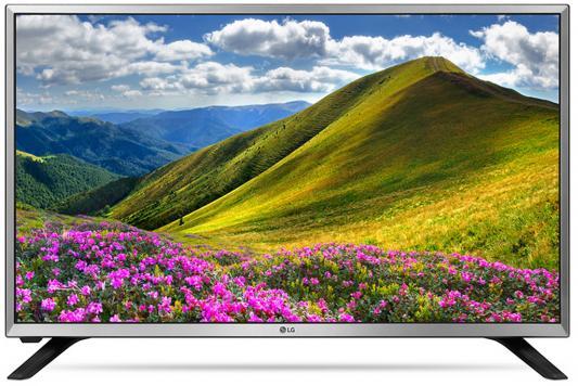 Телевизор LG 32LJ594U серебристый