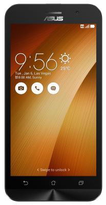 """Смартфон ASUS ZenFone Go ZB500KL золотистый 5"""" 32 Гб 3G LTE Wi-Fi GPS 90AX00A8-M02060"""