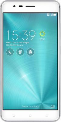 Смартфон ASUS ZenFone 3 Zoom ZE553KL серебристый 5.5 64 Гб LTE Wi-Fi GPS 3G 90AZ01H1-M00770 смартфон asus zenfone zoom zx551ml 128gb