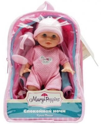 "Кукла Mary Poppins ""Милли"" в люльке 20 см  451190 от 123.ru"