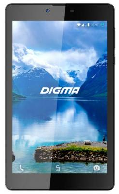 Планшет Digma Optima 7011D 4G 7 8Gb черный Wi-Fi 3G Bluetooth LTE Android TS7101PL планшет 4good t703m 7 4gb черный wi fi 3g bluetooth android t703m3g4gb