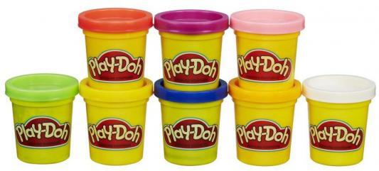 Набор для лепки Hasbro Play-Doh 8 баночек