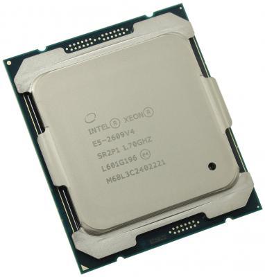 Процессор Dell Intel Xeon E5-2609v4 1.7GHz 20M 8C 85W 338-BJEC процессор dell poweredge intel xeon e5 2609v4 1 7ghz