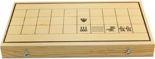 Настольная игра набор игр Шахматы Два в одном в ассортименте В-5 от 123.ru