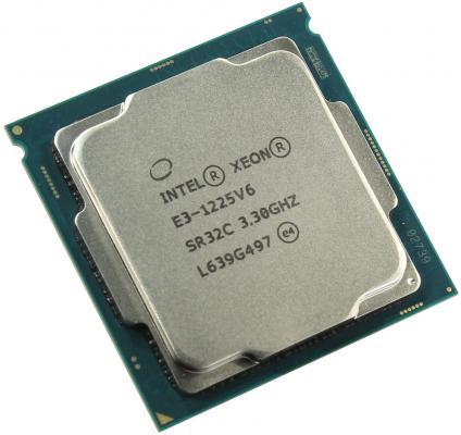 Процессор Intel Xeon E3-1225v6 3.3GHz 8Mb LGA1151 OEM