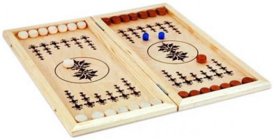 Настольная игра нарды Шахматы Нарды большие в ассортименте С-1