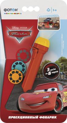 Мультфонарик Фотон Disney/Pixar Тачки 22777 disney набор для раскрашивания рюкзака pixar тачки
