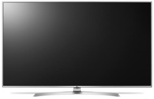 Телевизор LG 65UJ655V серебристый жк телевизор lg 65 65uj655v 65uj655v
