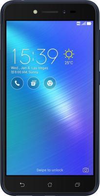 Смартфон ASUS ZenFone Live ZB501KL черный 5 32 Гб LTE Wi-Fi GPS 3G 90AK0071-M00930 смартфон asus zenfone zoom zx551ml белый 5 5 128 гб nfc lte wi fi gps 3g 90az00x2 m01380
