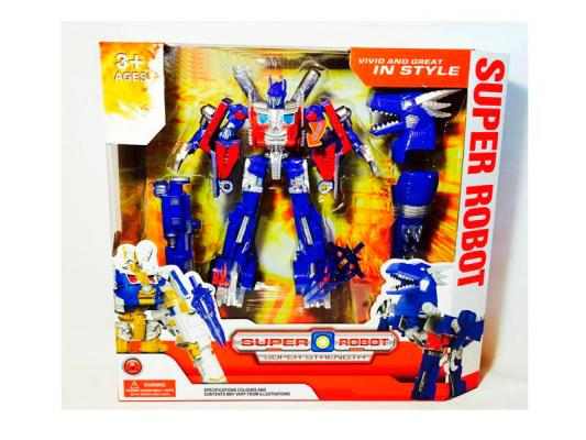 """Робот-трансформер Shantou Gepai """"Дракон"""" 21 см  L011-13"""