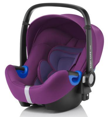 Автокресло Britax Romer Baby-Safe I-Size (mineral purple trendline)
