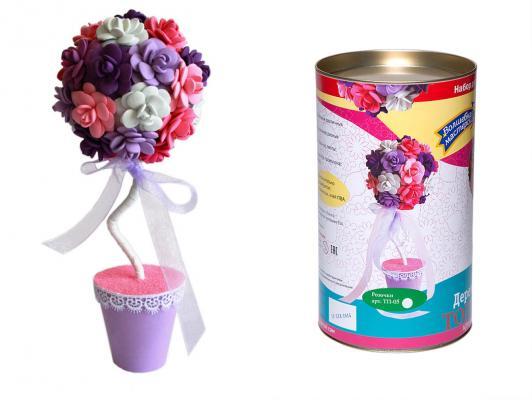 Набор для творчества Волшебная мастерская Розочки ТП-05 от 8 лет наборы для творчества lori набор для рукоделия дерево счастья яблонька