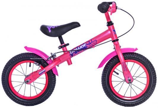 Беговел Velolider Power 12 розовый самокат velolider cool 12 166608 12 синий
