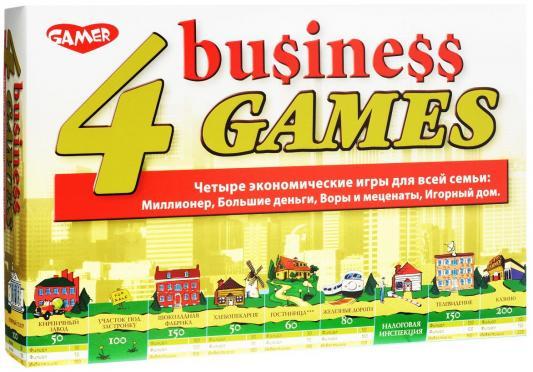 Настольная игра развивающая Dream makers НИ 4 8004H настольная экономическая игра миллионер ин 2225