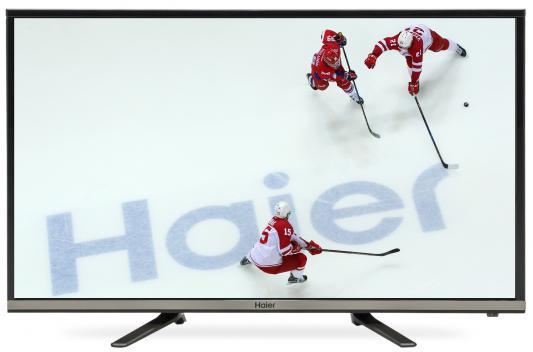 Телевизор Haier LE32K5500T серебристый телевизор haier le50k5500tf