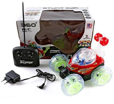 Купить Машинка на радиоуправлении Shantou Gepai Stunt BQ999-1 пластик от 3 лет цвет в ассортименте в ассортименте, Радиоуправляемые игрушки
