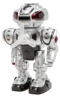 Робот электронный Shantou Gepai Серебрянный всадник, свет, звук KD-8802