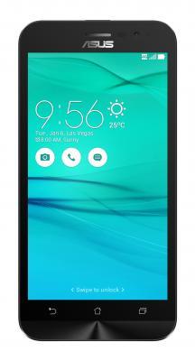 Смартфон ASUS ZenFone Go ZB500KL черный 5 32 Гб 3G LTE Wi-Fi GPS где в харькове смартфон zenfone 5