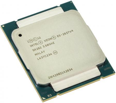 Процессор Lenovo Xeon E5-2637v4 3.5GHz 15M 135W 00YJ208