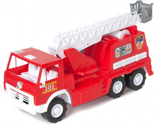 Купить Пожарная машина Orion Пожарная Х3 разноцветный 34, Игрушечные машинки