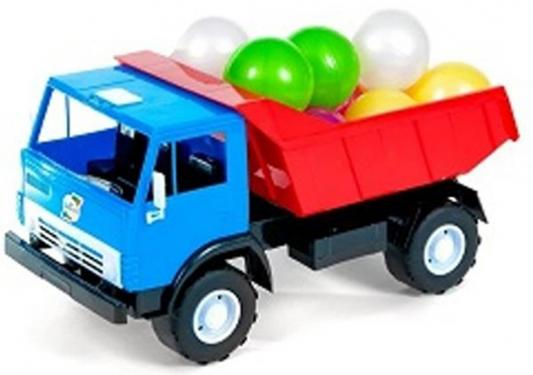 Грузовик Orion Самосвал и шары 38.5 см разноцветный 471в2 грузовик orion самосвал и шары 38 5 см разноцветный 471в2