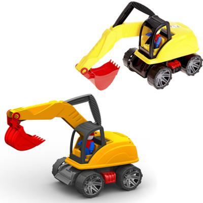 Экскаватор Orion Экскаватор М4 249 в ассортименте 38.5 см Экскаватор М4 249 экскаватор игрушечный pullman игрушка экскаватор и грузовик