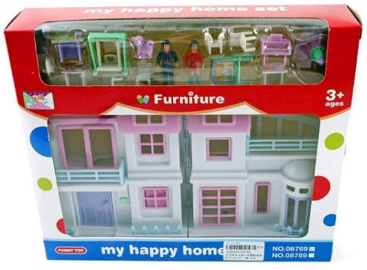 "Дом для кукол Shantou Gepai ""My Happy Home"" 8769"