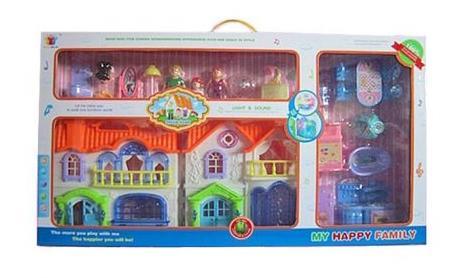 Дом для кукол Shantou Gepai 8088 shantou gepai набор мебели уютный дом кухня 2291