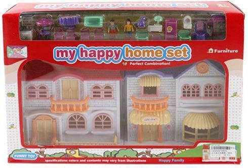 Дом для кукол Shantou Gepai 8829