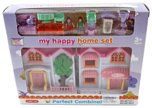 "Дом для кукол Shantou Gepai ""My Happy Home"" 8739"
