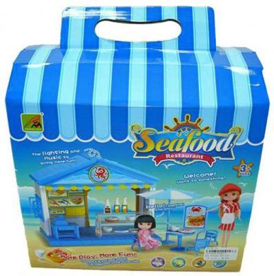 """Игровой набор Shantou Gepai """"Кафе у моря"""" 2355-5"""