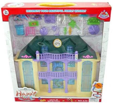 """Дом для кукол Shantou Gepai """"Двухэтажная усадьба"""" 626"""