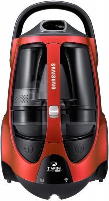 Пылесос Samsung VCC885HH3P сухая уборка красный пылесос samsung v sc24jvnjgbj сухая уборка голубой чёрный